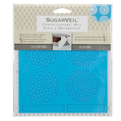 Picture of SugarVeil Flower Toppers Mat