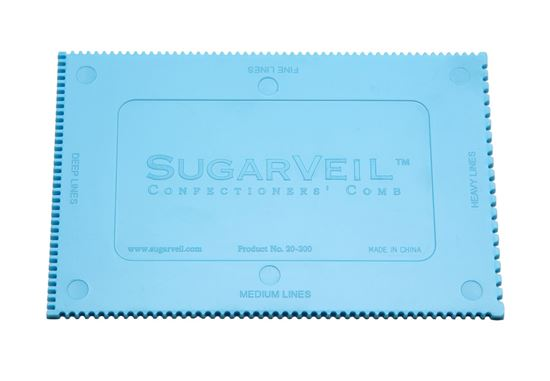 Picture of SugarVeil Confectionery Comb