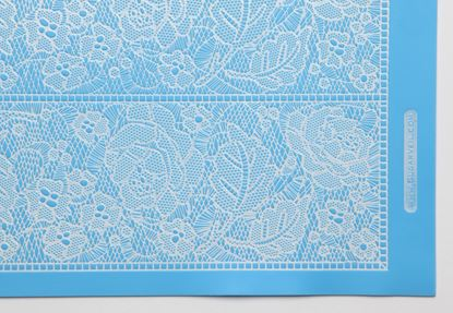 Picture of SugarVeil Rose Mantilla X-Large Mat