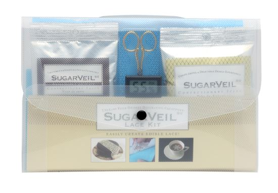 Picture of SugarVeil Introductory Lace Kit