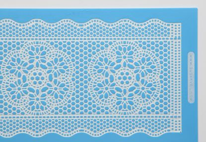 Picture of SugarVeil Lace X-Large Mat
