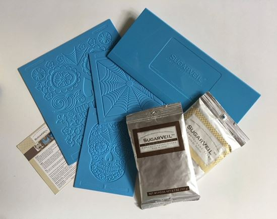 SugarVeil Gothic Mat Kit